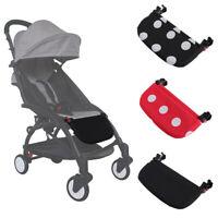 Baby Stroller Accessories Extension Lengthen Pedal Feet Pram Foot Rest