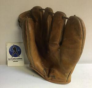 Vintage 1950's baseball glove macgregor JE