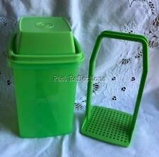 TUPPERWARE SQUARE PICK A DELI 1.25L LIME GREEN BEETROOT PICKLES KEEPER NEW