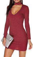 Vestiti da donna rosso taglia 40 party