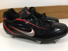 Nike football Boots Soccer Cleats Black Studs Uk 5.5 US 6.5 Eu 38.5 New NoS