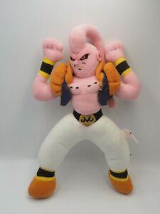 """Majin Boo Buu B1301 Buutenks Dragon Ball Banpresto 1995 Plush 9"""" Toy Doll japan"""
