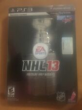 Brand New!!! NHL 13 Stanley Cup Collector's Edition (Sony PS3, 2012) Sealed!!!
