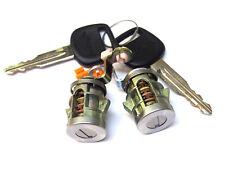 Toyota Hi-ace Hiace HX10 GRANVIA 1996-2006 2 Serrure de porte cylindre avec 2 clés