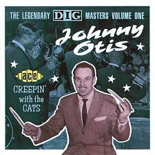 The Johnny Otis Show - Creepin' With The Cats (CDCHD 325)