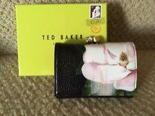 Ted Baker New Genuine Agata Opal Mini Leather Bobble Purse Boxed