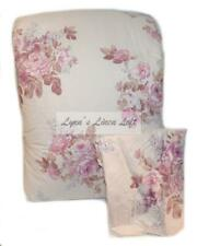 SIMPLY SHABBY CHIC Pink Blush Floral 2PC TWIN COMFORTER SET NEW