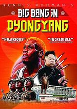 DENNIS RODMAN'S BIG BANG IN PYONGYANG - DVD - Region Free - Sealed