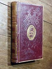 G. Cuvier - Éloges historiques précédés de éloge de l'auteur ADANSON PARMENTIER