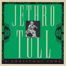 Jethro Tull - A Christmas Song Single (CD, 1992 DPRO-04657) Fully Tested