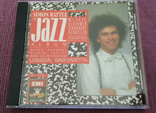 Simon Rattle - The Jazz Album (Milhaud / Gershwin / Stravinsky)  - EMI