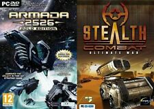 armada 2526 gold & stealth war ultimate war    new&sealed