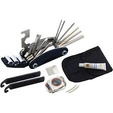 Am-tech Bicycle Repair Tool and Puncture Kit (S1810)