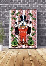 More details for trapstar alec monopoly poster print a1 (pop art street art)