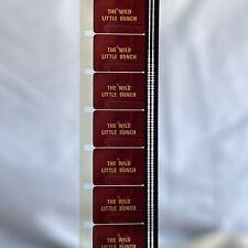 1973 16mm Feature Film 'The Wild Little Bunch' Jack Wild Cheryl Hall