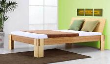 SUMBA Bambusbett mit Rückenlehne 200x200cm, 20cm/30cm oder 40cm Bett Höhe, NEU!