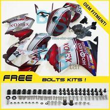Fairing screw+ Tank Cover Set For HONDA VFR800 Interceptor 02-12 2002-2012 45