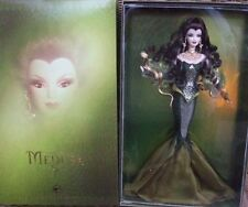 UK BARBIE COLLECTOR EDITION MEDUSA BARBIE DOLL NRFB VERY RARE!!!