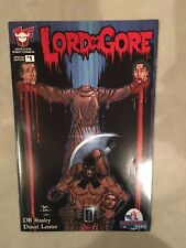 Lord of Gore #1, Cincinnati Comic Expo Variant, DB Stanley and Leister NM