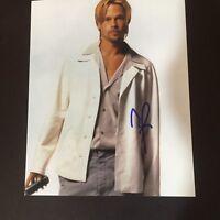 Brad Pitt 8x10 Photo Signed 2coa's lifetime COA weekend super sale