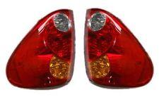 COPPIA di posteriore luci di posizione posteriori R / h+l / H PER MITSUBISHI L200 B40 2.5 TD (2006 > su) ** NOVITÀ **