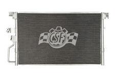 A/C Condenser-Aluminum Parallel Flow CSF fits 2005 Chevrolet Equinox 3.4L-V6