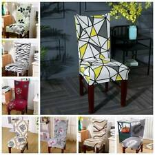 Universal Stretch Chair Covers Dining Room Wedding Banquet Seat Cover Slipcovers