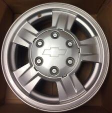 2004-2008 GMC CANYON Factory Original Silver Painted Alloy Wheel 15 Rim 5182 OEM