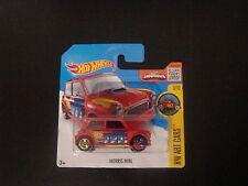Hot Wheels Mini Cooper Diecast Rally Cars