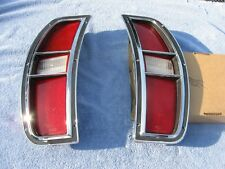 1971 1972 Ford Station Wagon Tail Lights