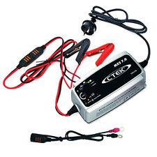 CTEK MXS 7.0 Cargador de baterías 12V Coche Barco Yate Embarcación Velero 56-731