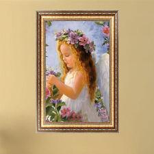 Cute Angel Girl Diamond Embroidery 5d Diamond DIY Painting Cross Stitch