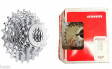 Cassettes y piñones para bicicletas universales con 9 velocidades