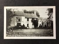 Vintage Real Photo Postcard #TP1036: Tennysons Birthplace Horncastle