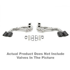 Fabspeed Ferrari F430 Coupe/Spider Deluxe Quad-Style Carbon Tips 2005-2009