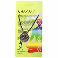 Native American Indian The Ajna or Third Eye Chakra Pendant Necklace