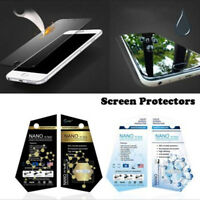 Nano-liquid coating 3d invisible touch screen protector for phone tablet EP