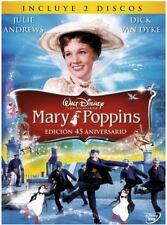 Mary Poppins (Disney Edición 45 aniversario - 2 discos DVD)