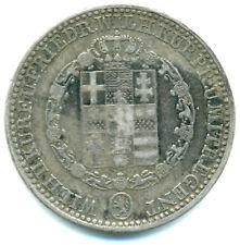 Hessen-Kassel, Wilhelm II., 1 Taler 1835