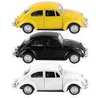 Simulation Alloy Vintage Pull Back Car Model Vehicle Kids Boys Educational Toys