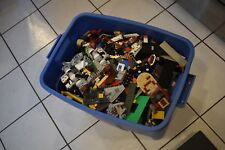 30 lb Huge Legos Lot Star Wars Harry Potter Agents City Brick Loose Ship Set