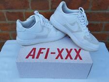 Nike Lunar Air Force 1 Fuse NRG 573980 100 UK 9 Inscatolato Bianco XXX buone condizioni