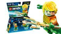 NEW LEGO DIMENSIONS AQUAMAN FUN PACK DC COMICS  71237