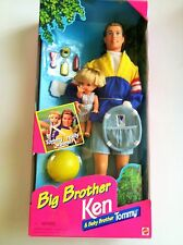 Barbie Big Brother Ken with Baby Brother Tommy #17055 1996 NRFBMINT