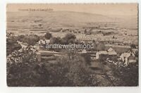 General View Of Caerphilly 1915/1920 Postcard J Williams Glamorgan Wales 135c