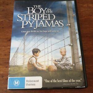 The Boy in Striped Pyjamas DVD R4 Like New! FREE POST
