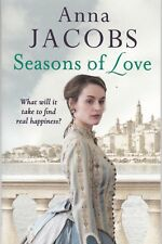 ANNA JACOBS: SEASONS OF LOVE, NEW PAPERBACK BOOK