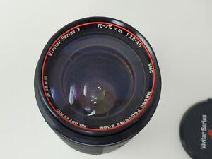 Vivitar Series 1 70-210mm 1:2.8-4 VMC Macro Focusing Zoom Lens