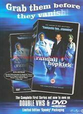 Randall Hopkirk First Series 2001 Magazine Advert #7094