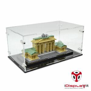 Acryl Vitrine für Lego 21011 Brandenburger Tor - Neu